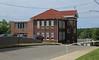 St. Rose Catholic School — New Lexington, Ohio (Pythaglio) Tags: newlexington ohio perrycounty historic strose saintrose 1913 school education windows brick tile roof quoins brackets catholic