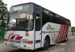 Bus Eireann VC138 (98D12158). (Fred Dean Jnr) Tags: buseireann may2018 dungarvan waterford vc138 98d12158 volvo b10m salvador caetano