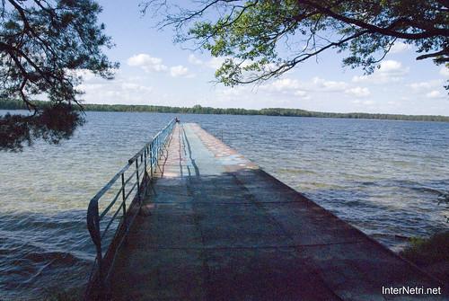 Шацький Національний Природний Парк Озеро Пісочне  МІстки InterNetri  Ukraine 123
