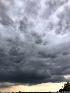 A Spontaneous Storm Chase Outing To Patterson, CA (5-25-2018) #22