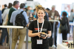 Stacey Hedge at TEDxExeter 2018 in the University of Exeter Great Hall (TEDxExeter) Tags: tedxexeter exeter tedx tedtalks ted audience tedxevent speakers talks exeternorthcott northcotttheatre devon crowd inspiring exetercity tedxexeter2017 england eng