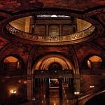 Des Moines Iowa -  Rotunda of State Capitol  of Iowa ~ thumbnail
