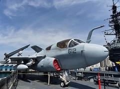 EA-6B Prowler (D70) Tags: nikon d750 20mm f28 ƒ100 200mm 1400 100 grumman crew four 610 mph range 1100 miles ceiling 38000 ft ea6b prowler