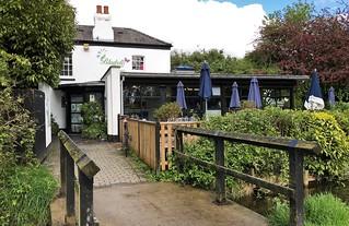 The Bluebells Inn. Marsworth (U.K.)