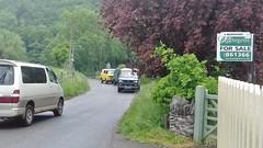 Glyndyfrdwy 270518_120618 (Leslie Platt) Tags: exposureadjusted straightened cropped vwcampervan denbighshire glyndyfrdwy samsungphonecamera