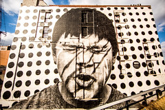 And That's in New York, Friends (Thomas Hawk) Tags: highline jr manhattan nyc newyork newyorkcity usa unitedstates unitedstatesofamerica graffiti fav10 fav25 fav50