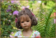 Milina ... (Kindergartenkinder 2018) Tags: gruga grugapark essen azaleen kindergartenkinder milina rhododendron annette himstedt porträt garten