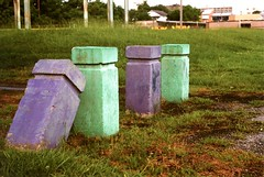 New Orleans' Stonehenge (bongo najja) Tags: orleans new m3 leica 200 iso fujifilm