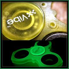 Illuminous toys (MoparMadman63) Tags: spinner fidgetspinner novelty fun entertaining glow illuminous precision balanced green shining macromademoiselle