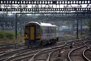 Northern Rail failure 2018
