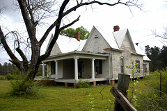 James B. Kennedy House, Hancock County (Mike McCall) Tags: copyright2018mikemccall photography photo image usa culture southern america thesouth unitedstates northamerica south georgia county hancock fineartphotography jamesbkennedy house residence farmhouse