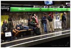 Humans Underground (Alfoja) Tags: alfoja lucianofoglia foglia barcellona barcelona spagna catalogna catalunya