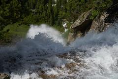 Staring into the abyss (Ernst_P.) Tags: aut krimmlerwasserfälle oberkrimml österreich salzburg sony 16105mm waterfall cascada catarata cascade water agua aqua wasser