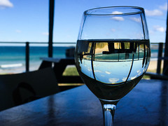 Through the Wine Glass... (Jofotoe) Tags: t634 matchpointwinner matchpointchampion