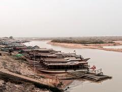 Fishing pier - Cambodia