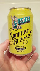 BAD Co Summer Breeze (DarloRich2009) Tags: badcobrewingdistillingcompany badco beer ale camra campaignforrealale realale bitter handpull brewery summerbreeze badcosummerbreeze