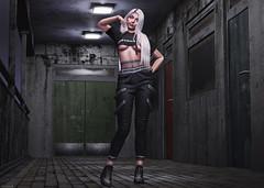 L185 (JoJo Delvalle - Photographer & blogger) Tags: secondlife game virtual doll ramasalon spirit valekoer semotion paparazzi cosmopolitan