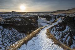 Iceland landscape. (fdecastrob) Tags: islandia iceland landscape sunrise