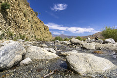 Whitewater River (jtgfoto) Tags: approved whitewaterpreserve coachellavalley california nature outdoors sonyimages sonyalpha desert sky palmsprings adventure travel hiking landscape rock rocks whitewater river water cliffs mountains openskies blueskies clouds whitewaterriver