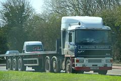 ERF EC11 M Edwards Transport T702 BBF (SR Photos Torksey) Tags: transport truck haulage hgv lorry lgv logistics road commercial vehicle freight traffic erf edwards