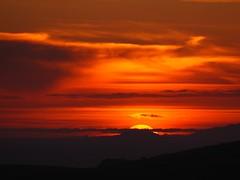 """An Angel's Kiss In Spring"" (Céanndhubahn) Tags: sunset scotland girvanvalley firthofclyde sandaislandsunset anangel'skissinspring summerwine"