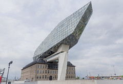Port House (2016), Antwerp, Antwerpen, Belgium (Ingunn Eriksen) Tags: porthouse antwerp antwerpen belgium architecture nikond750 nikon zahahadid