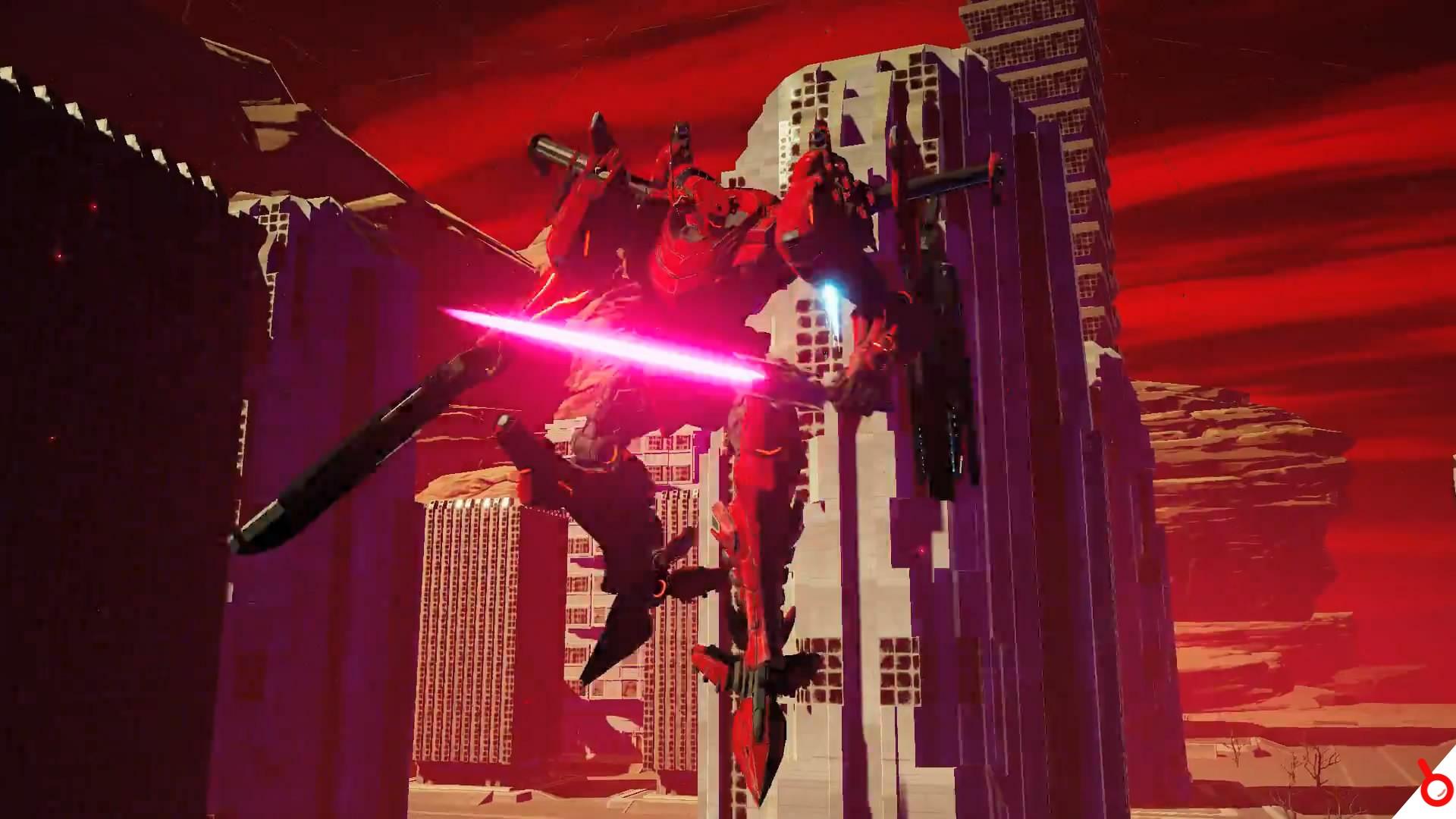 E32018:新作《DaemonXMachina》公開