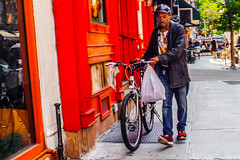 DSC08339 (jaғar ѕнaмeeм) Tags: bicycle soho manhattan new york city streetphotography street newyork unitedstates us