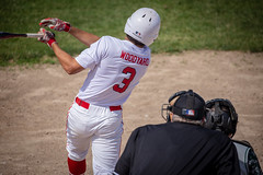Baseball (Phil Roeder) Tags: desmoines iowa desmoinespublicschools easthighschool northhighschool baseball sports athletics athletes sport canon6d canonef100400mmf4556lis