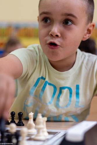 V Turniej Szachowy o Mistrzostwo Przedszkola Miejskiego Nr 1-18