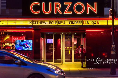 Cinderella - Curzon Soho, London, UK