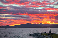 The Gods Have Spoken 🗿🌅 Vancouver, BC (Michael Thornquist) Tags: inuksuk inukshuk seawall englishbay englishbaybeach pointatkinson lighthousepark westvancouver westvan bowenisland sunshinecoast sunset cloudporn redclouds orangeclouds ilovevan vancouver britishcolumbia dailyhivevan vancitybuzz vancouverisawesome insidevancouver tourismvancouver veryvancouver 604now photos604 explorecanada ilovebc vancouverbc vancouvercanada vancity pacificnorthwest pnw metrovancouver gvrd canada 500px