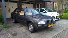 Peugeot 309 1990 (BasFeijen) Tags: