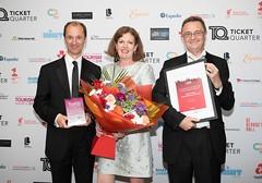 Outstanding Contribution - Andrea Nixon & David Fleming