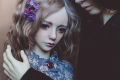 lilac mood († Jack †) Tags: bjd abjd doll zaoll dollmorezaoll zaollluv ramcube ramcubehush