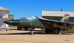 General Dynamics F-111E Aardvark n° 202  ~ 68-033 / UH (Aero.passion DBC-1) Tags: pima air museum tucson az dbc1 david biscove aeropassion avion aircraft aviation musée muséedelair collection usa general dynamics f111 aardvark ~ 68033