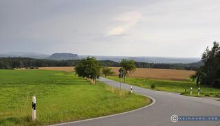 Deutschland Sachsen Elb-Sandsteingebirge_DSC0979A