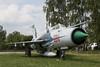 6814 Mikoyan Mig-21MF (Gary J Morris) Tags: 6014 6814 mikoyan mig21mf aeroklub poznański kobylnia airfield poland 16052018