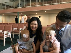 """Emily and Joe with Dani and Kai at Lauren and Bradley's Wedding Ceremony • <a style=""""font-size:0.8em;"""" href=""""http://www.flickr.com/photos/109120354@N07/42387422522/"""" target=""""_blank"""">View on Flickr</a>"""
