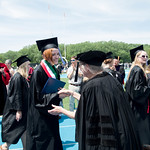 "<b>Commencement 2018</b><br/> Luther College Commencement Ceremony. Class of 2018. May 27, 2018. Photo by Annika Vande Krol '19<a href=""//farm2.static.flickr.com/1740/42409550232_9b15721aab_o.jpg"" title=""High res"">∝</a>"