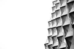 armour (Andrew Eadie) Tags: american embassy london nine elms vauxhall diplomatic mission architecture kieran timberlake crystalline cube mono canonefs1585mmf3556isusm andreweadie
