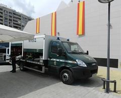 NRBQ G.R.S. 2 GUARDIA CIVIL (DAGM4) Tags: andalucía sevilla guardiacivil grs2 nrbq españa europa espagne europe espanha espagna espana espanya spain spanien police policía polizia polizei policie polis politi politie 2018 cmil