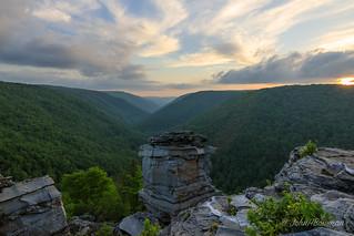Mountain State Sunset