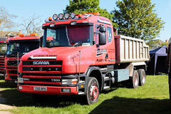 Blagg Plant Hire Scania T500 T200BHP Peterborough Truckfest 2018 (davidseall) Tags: blagg plant hire scania vabis t500 t200bhp t200 bhp truck lorry tipper large heavy goods vehicle lgv hgv peterborough truckfest show may 2018