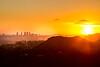Sunset Griffith Park (photoserge.com) Tags: griffith park sunset sun golden hour downtown hills