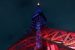 RXV00217 (Zengame) Tags: rx rx100 rx100v rx100m5 rx100mk5 sony zeiss architecture diamondvale illuminated illumination japan landmark lightup night tokyo tokyotower tower ソニー ダイヤモンドベール ツアイス ライトアップ 夜 日本 東京 東京タワー 港区 東京都 jp