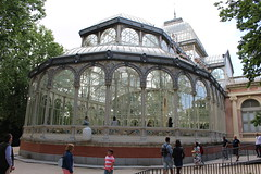 IMG_0172 Palacio Cristal (drayy) Tags: europe spain madrid crystalpalace