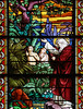 Blame Game (Lawrence OP) Tags: adamandeve biblical nyc god creation thefall sin eden stainedglass