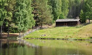Shieling in Norway