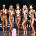 Womens Physique A 4th Anderson 2nd Cronkright 1st Faykowska 3rd Bent 5th Fowler